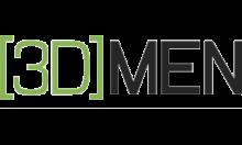 3DMEN Logo